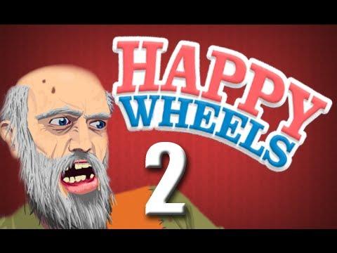 Happy Wheels W Fawdz Ep 2 Youtube