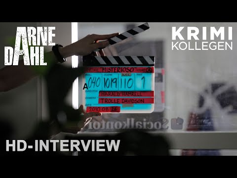 Interview mit Arne Dahl II KrimiKollegen
