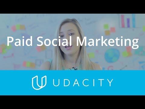 Paid Social Marketing   Customer Acquisition   App Marketing   Udacity