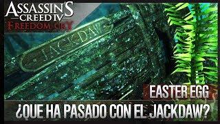 Assassin's Creed 4 Black Flag   DLC Grito de Libertad   EASTER EGG   ¿Qué ha pasado con el JACKDAW?
