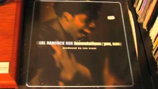 Carl Hancock Rux - Lamentations (You, Son) Ron Trent