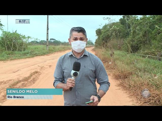 Fazenda de Drogas: Polícia apreende 148 kg de drogas enterrados em Cruzeiro do Sul