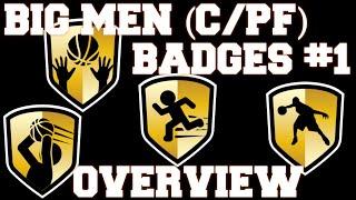 NBA 2K16 - Center Badge Tutorial #1 (Best Big Man Badges)