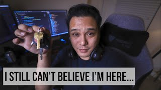 My FIRST Home After Becoming a Web Developer | #devsLife
