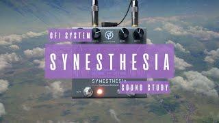 Sound Study // GFI System - Synesthesia