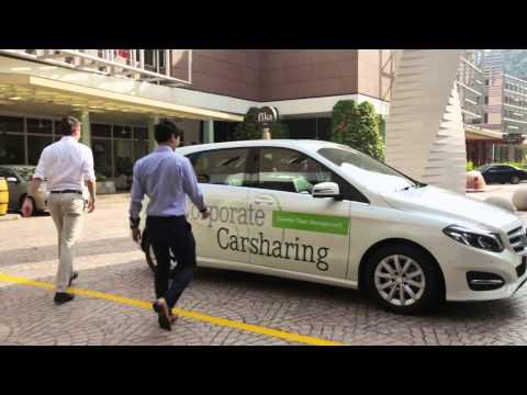 Corporate Carsharing in Singapore –Daimler Fleet Management