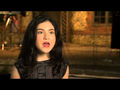 Into the Woods: Lilla Crawford
