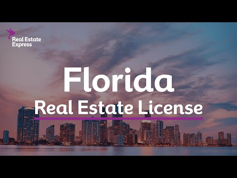 How to Get a Florida Real Estate License