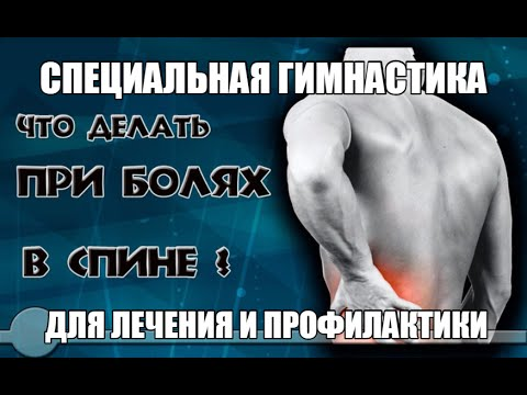 СПЕЦИАЛЬНАЯ ГИМНАСТИКА для ПРОФИЛАКТИКИ и ЛЕЧЕНИЯ ГРЫЖ и ПРОТРУЗИЙ от Егора Рубанова