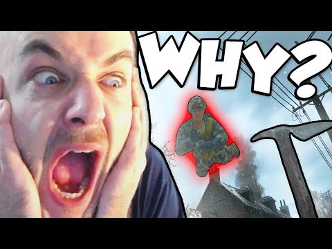 The Ice Pick is BROKEN!? (Call of Duty WW2)