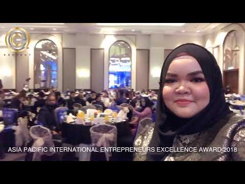 PROJECT CEO - ASIA PACIFIC AWARD