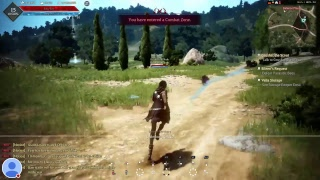 Black Desert Online Xbox Beta game play (continued)!
