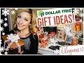 DIY DOLLAR TREE CHRISTMAS GIFT IDEAS 2018! 🎁   CRAFT WITH ME  🎥🎄✨ Brianna K