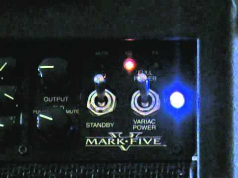 Mesa/Boogie Mark V Problem