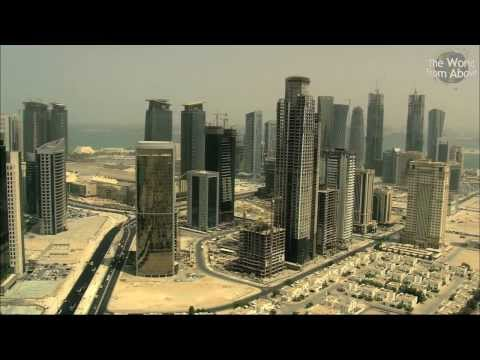 Qatar - Doha (Capital) - Exciting Tour from Above Montage (HD)