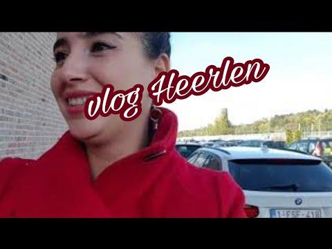فلوق الأحد: خريجة مع عمتي مشينا لمدينة Heerlen بلاصة زوينة بخصوص الاطفال.عشاء صيني vlog Heerlen 2018