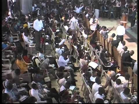 Pastor Moses Omoviye @GIC;When God  becomes your harvest
