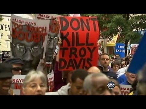 Troy Davis Executed Despite Public Outcry