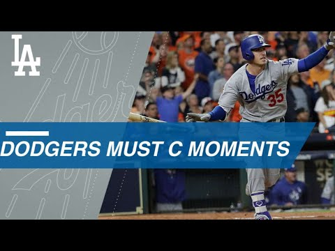 Must C: Top Moments From The Dodgers' 2017 Season