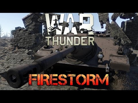 War Thunder 1.53 - Firestorm
