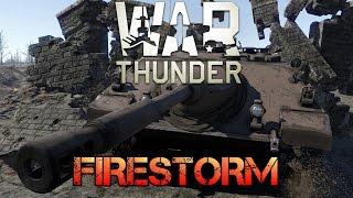 War Thunder 1.53 - Firestorm