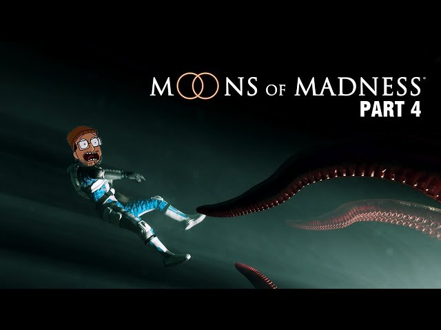 I'm a Scientist, not a Botanist! | Moons of Madness Part 4