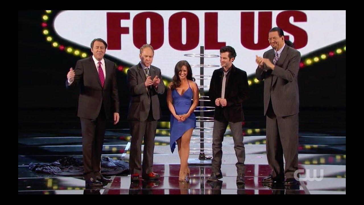 Kyle & Mistie // Penn & Teller: Fool Us