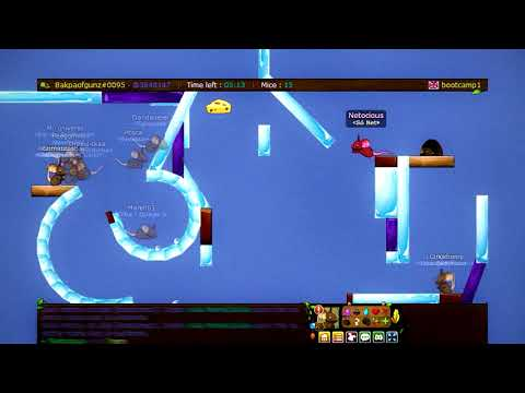 Netocious 39K Bootcamp | Transformice (2019) from YouTube · Duration:  4 minutes 39 seconds