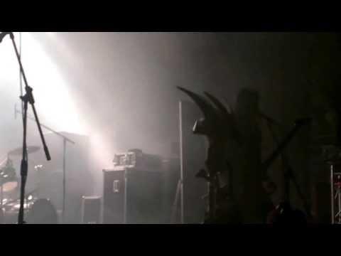 "BELPHEGOR - ""BONDAGE GOAT ZOMBIE"" (Metal Invasion Straubing 2013)"