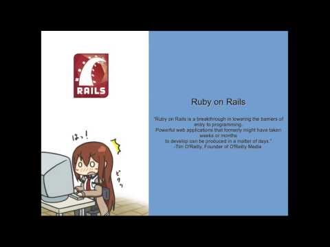 Ruby on Rails Crash Course Ep1