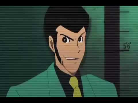 Lupin superhero