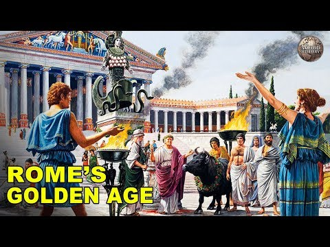 What It Was Like To Live In Ancient Rome During Its Golden Age