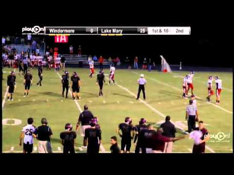 Football- Windermere Prep vs Lake Mary Prep