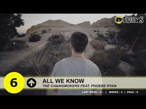 Prambors Top 40 - Week of January 7, 2017 (Indonesia)