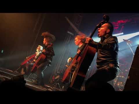 Show Apocalyptica - Porto Alegre - Bar Opinião - 21/11/2017