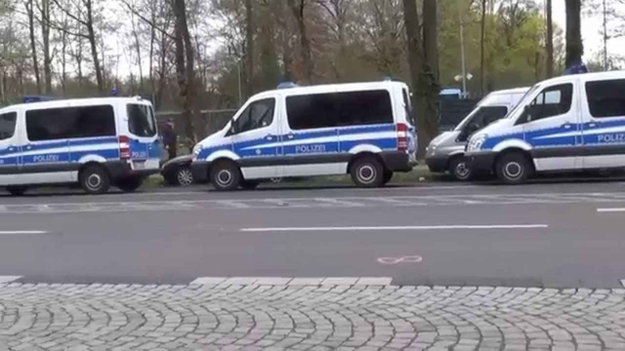 Polizei Karlsruhe Mühlburg