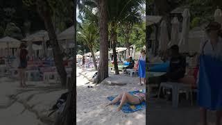 Пляж парадайз Тайланд май 2019 море