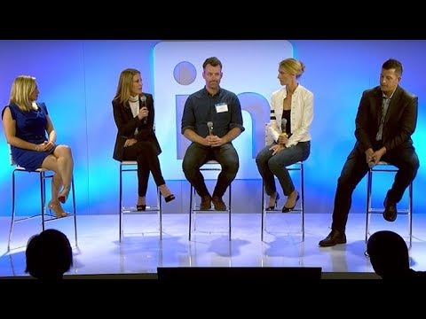 Executive Sales Forum 2017: The Future of Sales [Customer Panel]