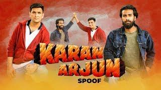 Karan Arjun Hyderabadi Spoof ( Funny Comedy) Kiraak Hyderabadiz