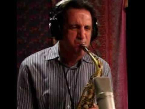 LAStudioSaxophoneSolos #33  Eric Marienthals alto solo on A Night In Tunisia