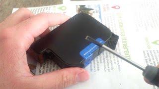 [Tuto] Démonter et réparer une cartouche d'encre HP 815C