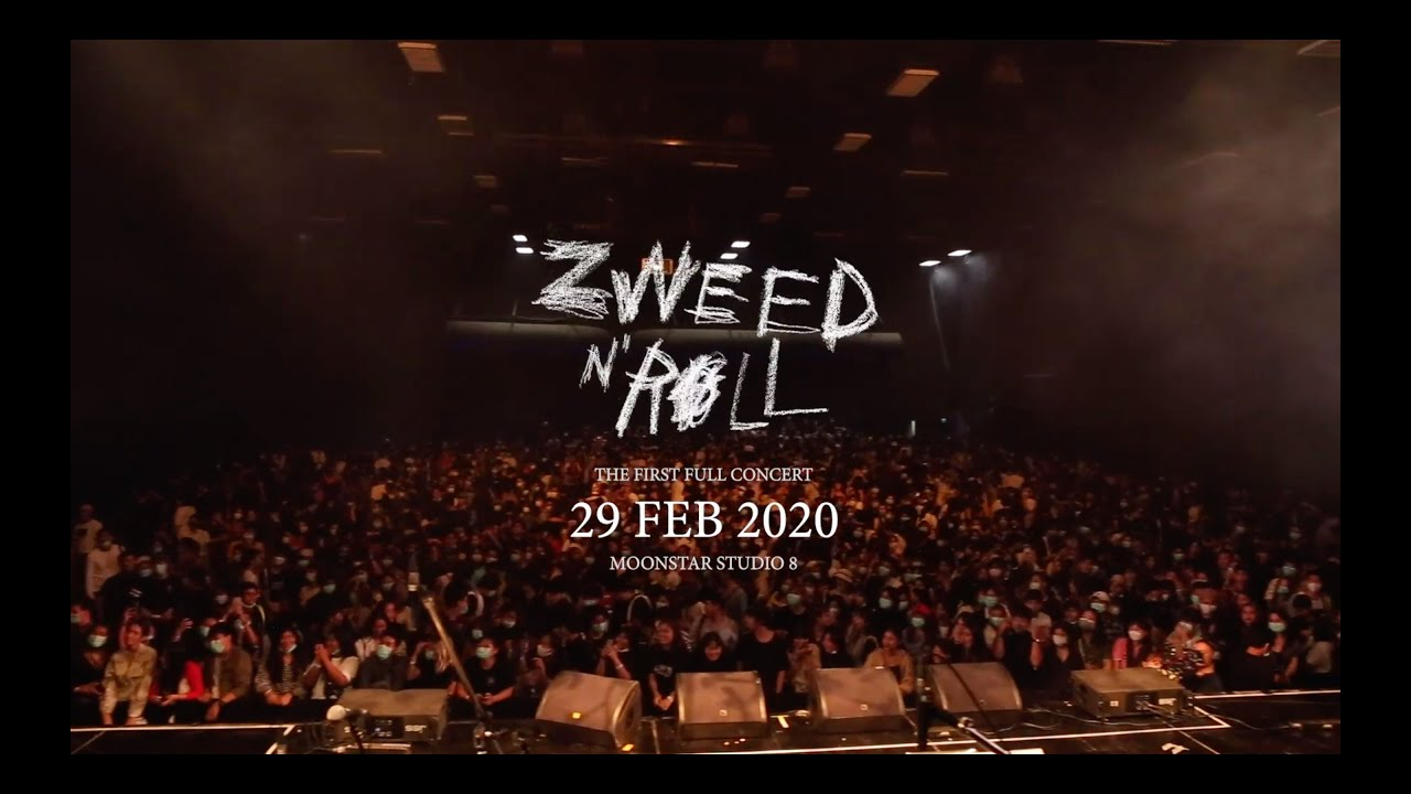 Zweed n' Roll The First Full Concert 2020 Documentary (Behind The Scenes)