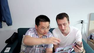Знакомство с Русским Китайцем задаем вопросы о Китае и людях что получилось город Шеньчжень