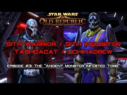 "The ""Ancient Monster Infested Tomb"" 