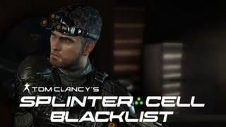 SPLINTER CELL BLACKLIST #2 - Infiltrado na Líbia (Português PT-BR)