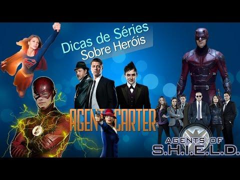 Dicas de Séries Sobre Super-Heróis