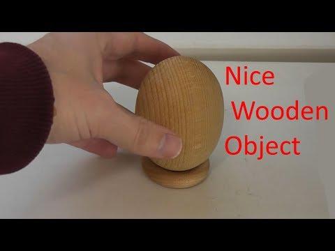 Wooden Egg!