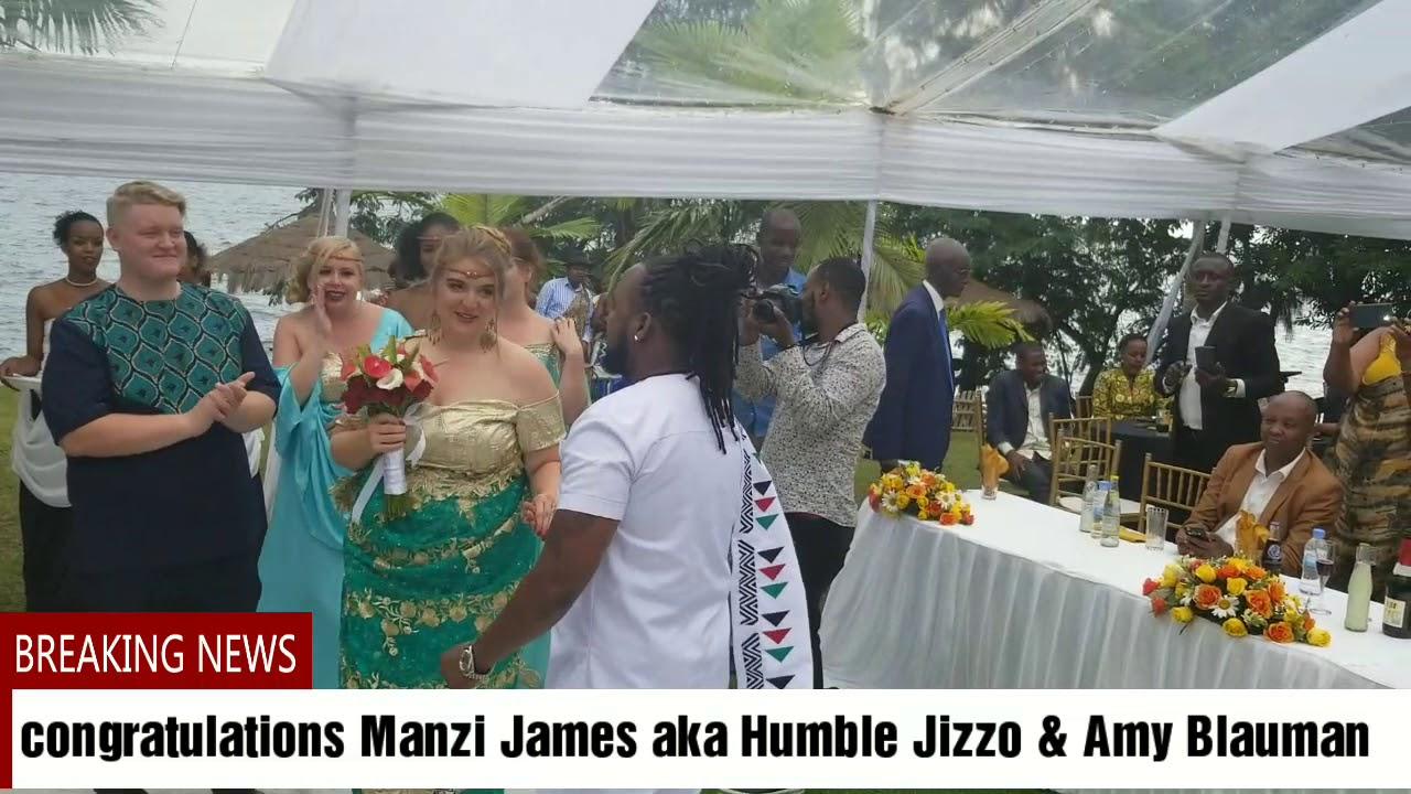 Congratulations! Humble Jizzo \u0026 Amy Blauman Weeding