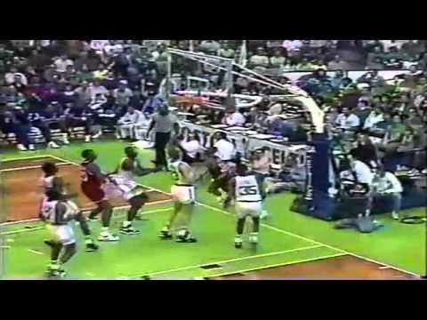 1990-91 Sixers vs. Celtics (3/7)