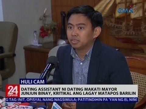 24 Oras: Dating assistant ni dating Makati Mayor Junjun Binay, kritikal ang lagay matapos barilin